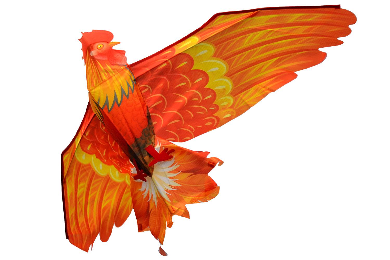 Огненный петушок изображение 1