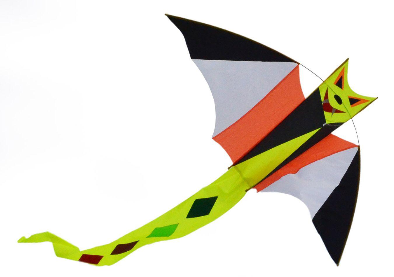 Змей воздушный Храбрый дракоша [ZB8HD]