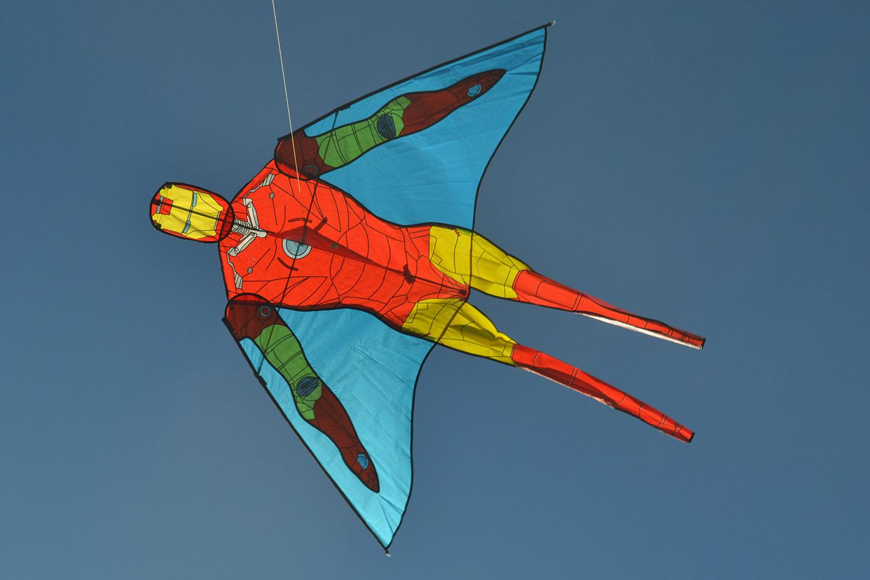 Железный человек изображение 1