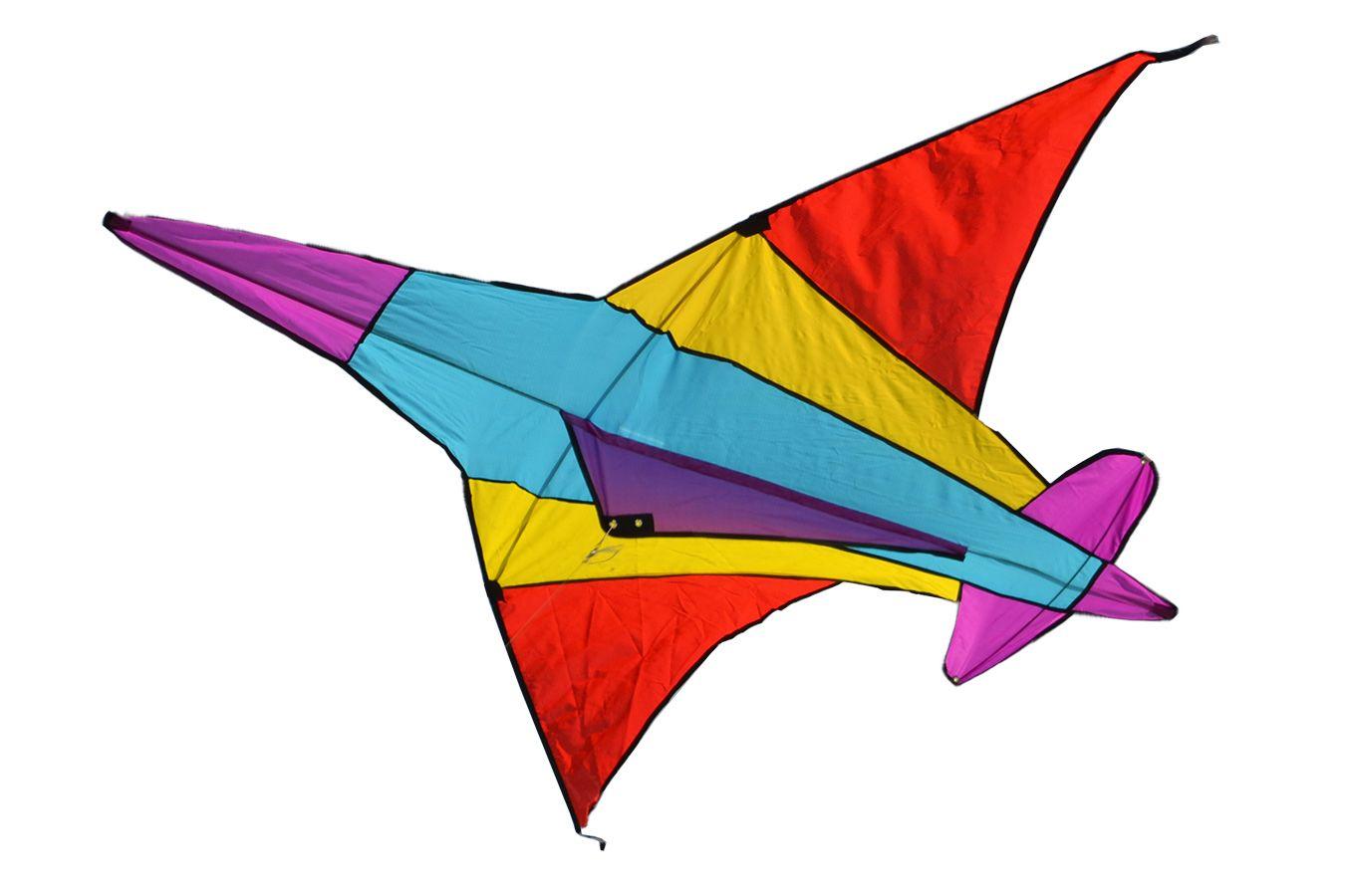 Змей воздушный Fighter истребитель [ZBFC]