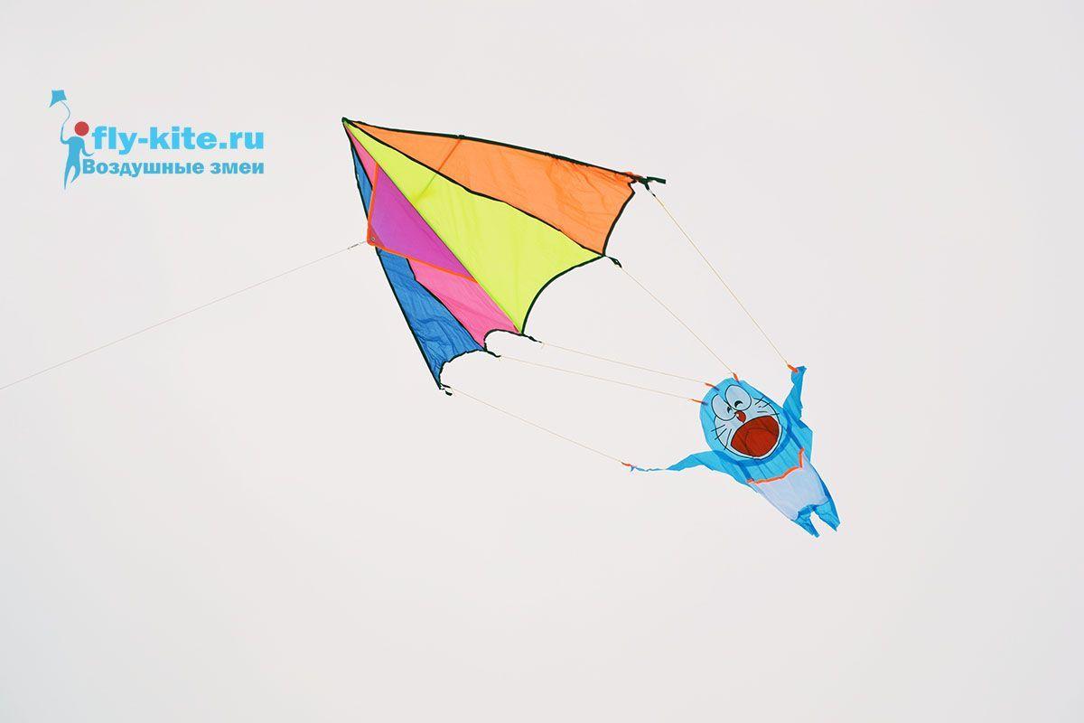 Кот парашютист изображение 0