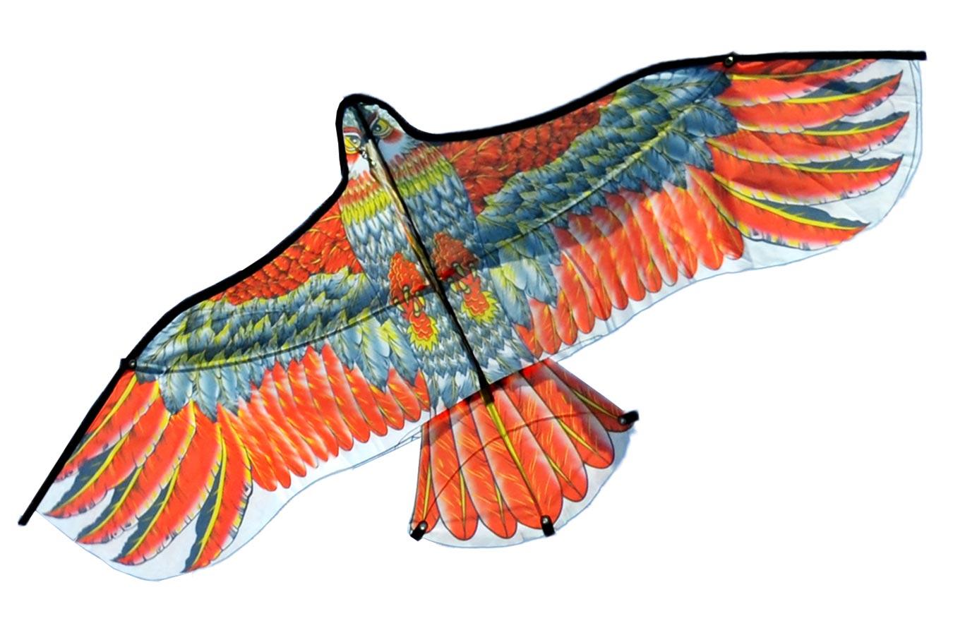 Красный Кречет, воздушный змей 1.4 метра [ZB520]