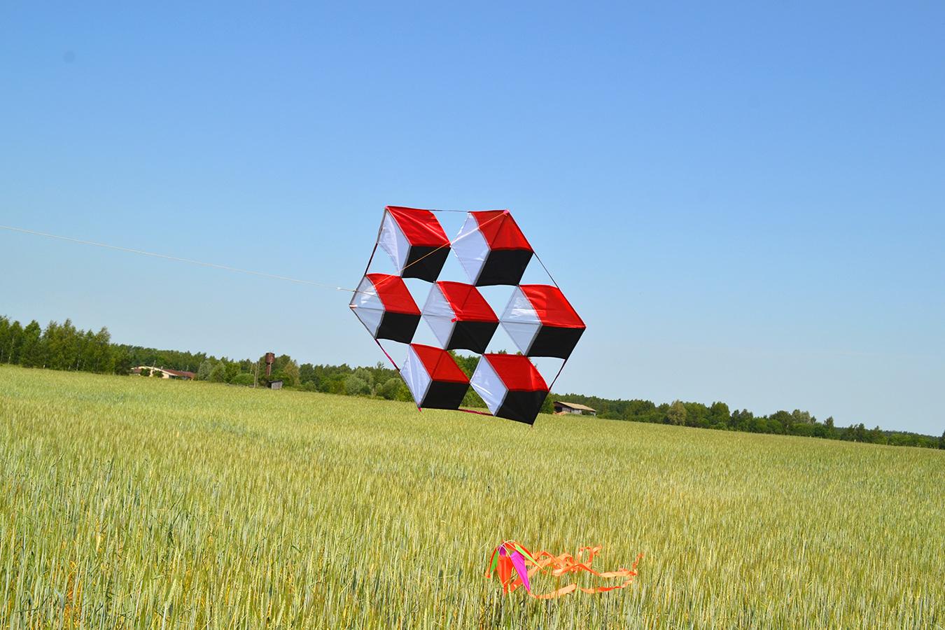 3D Кубики изображение 3
