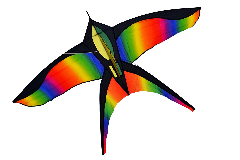 Цветная Ласточка, воздушный змей [ZBLG]