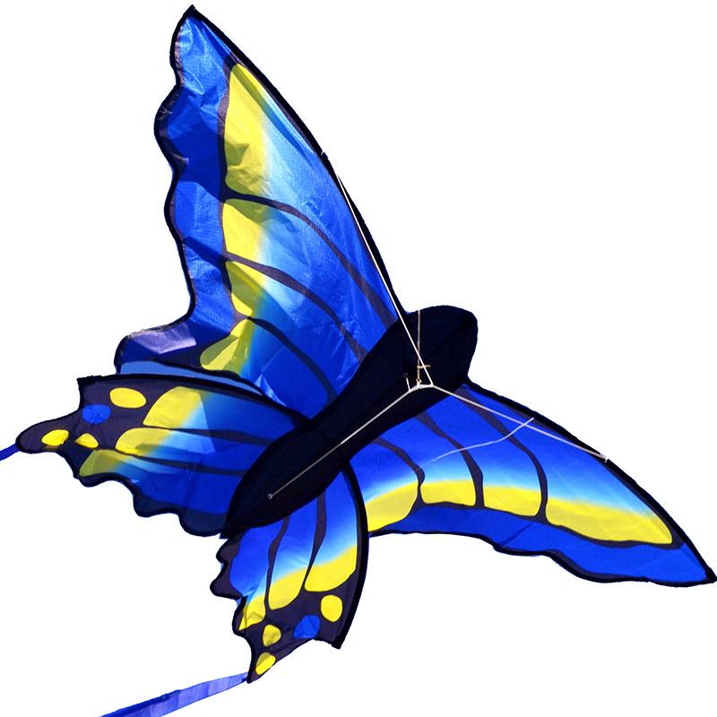 Синяя Морфо, воздушный змей [ZB724]