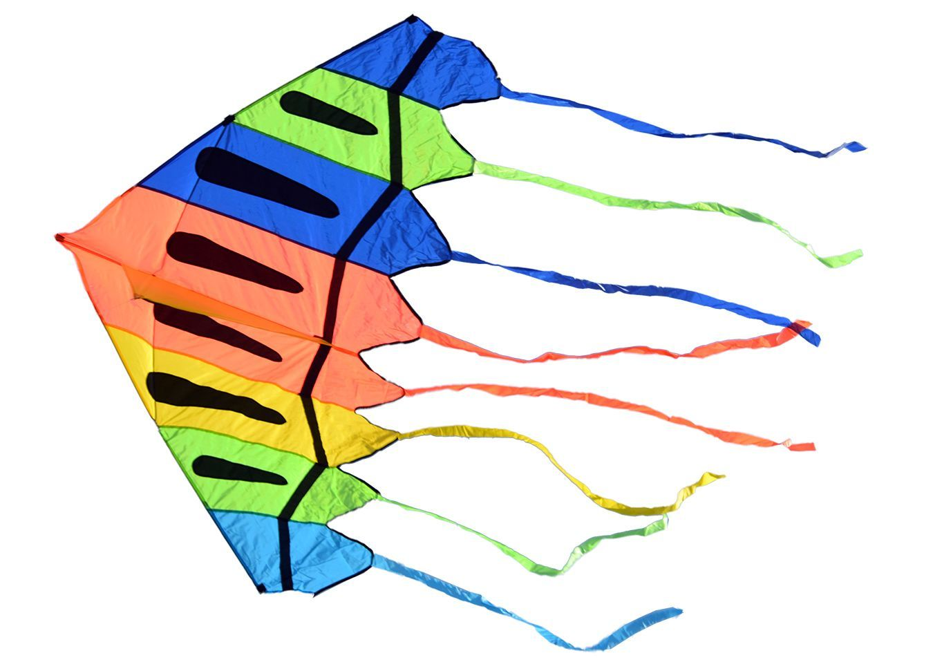 Небесная Медуза, воздушный змей [ZBMD]