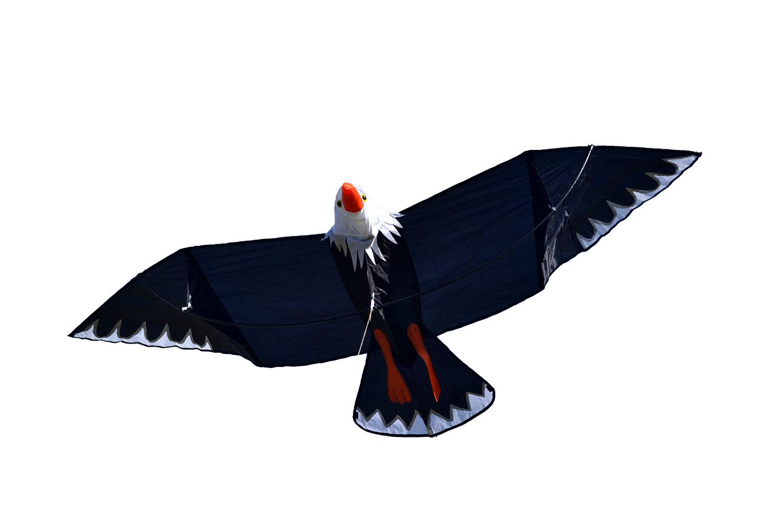 Белоголовый орлан 3D, воздушный змей [ZB742]