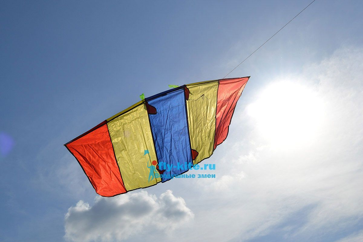 Парковый флаг изображение 0