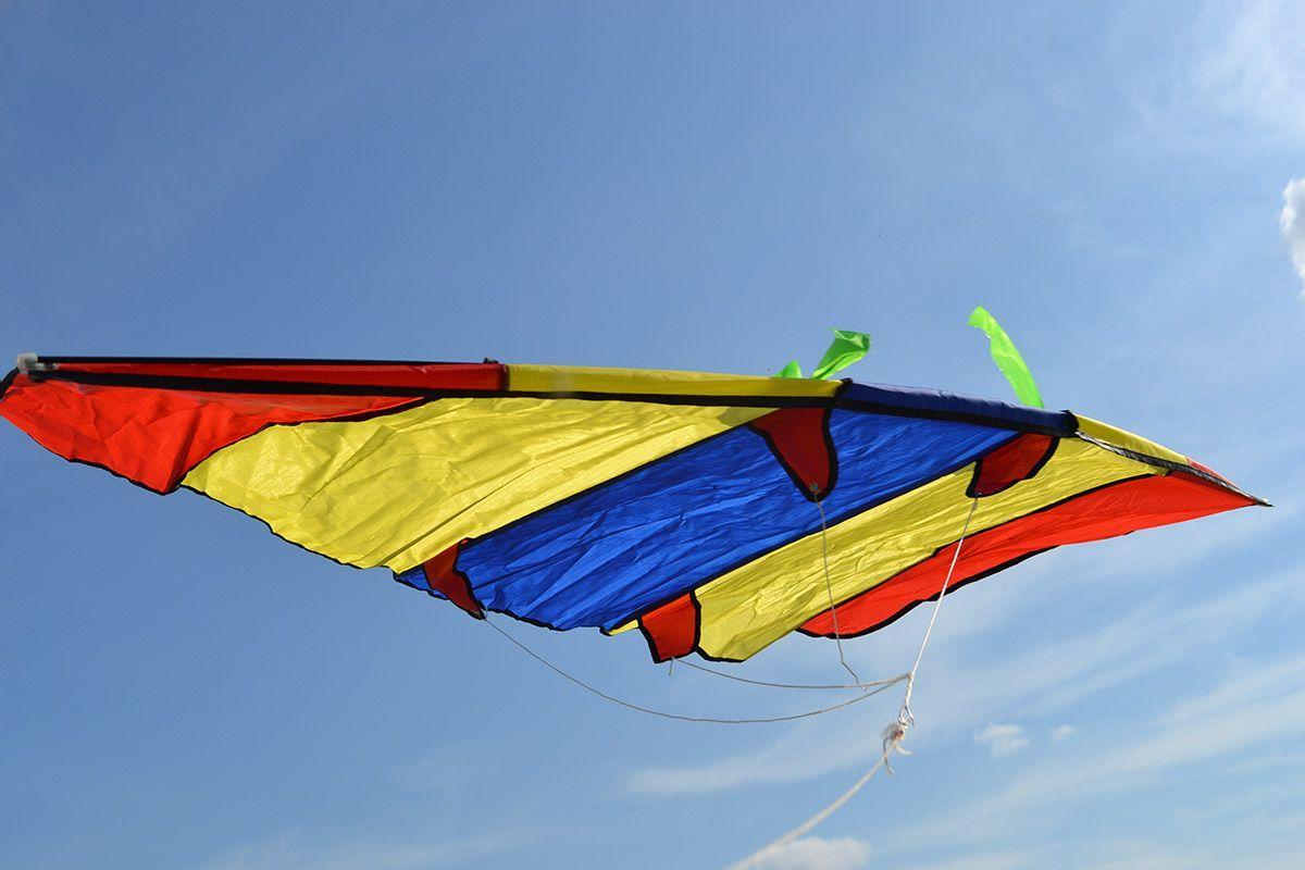 Парковый флаг изображение 1