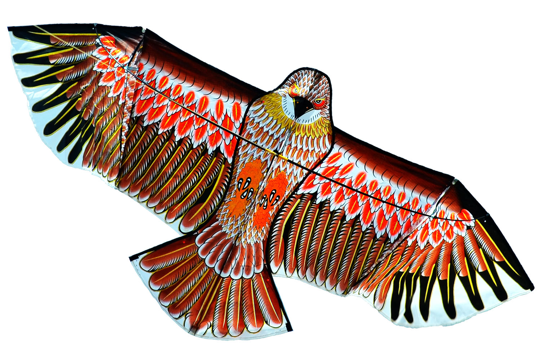 Пестрый Чеглок, воздушный змей 1.4 метра [ZB521]