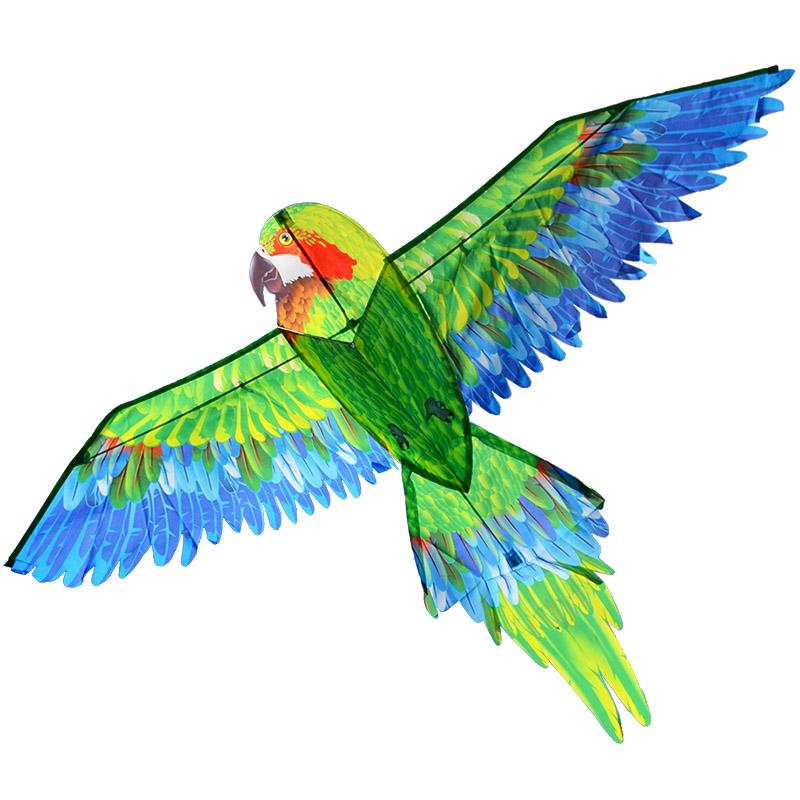 попугай пионус, воздушный змей [zbk746]
