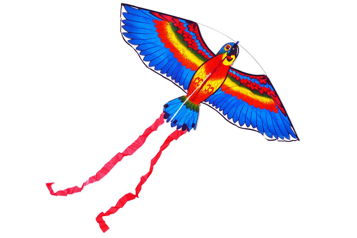 Попугай Розелла синий воздушный змей [ZVPRB]