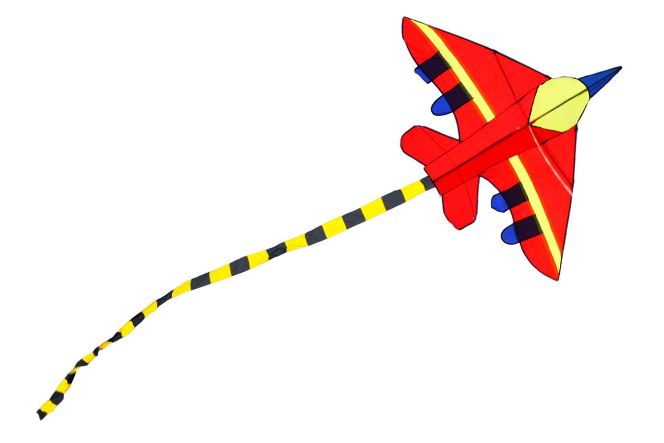Змей воздушный реактивный Дасти [ZVRD]
