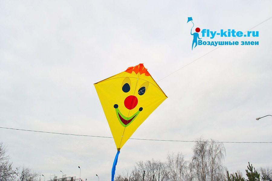 Рыжий клоун изображение 1