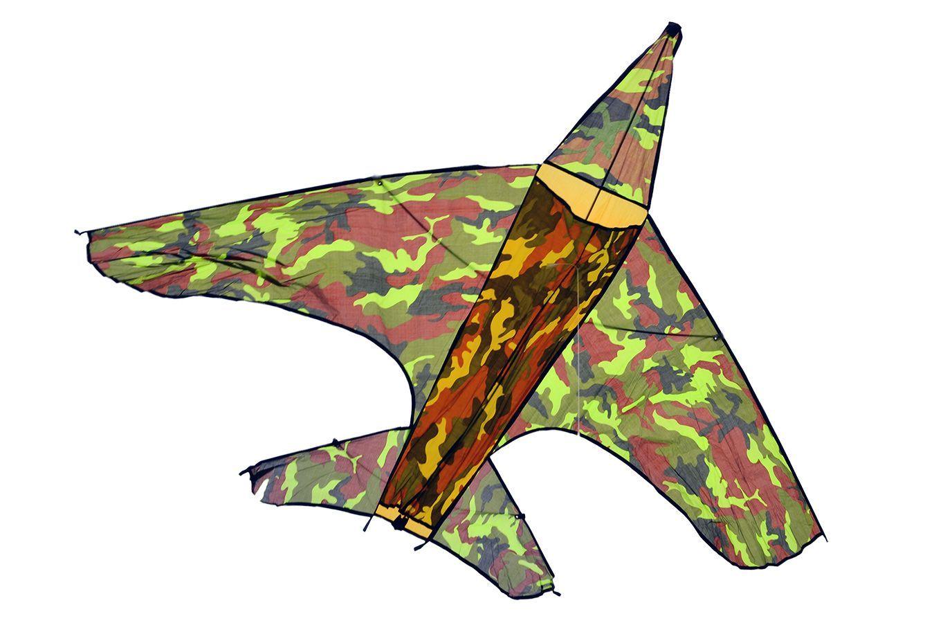 Змей воздушный Самолет СУ-30 [ZBCK050]