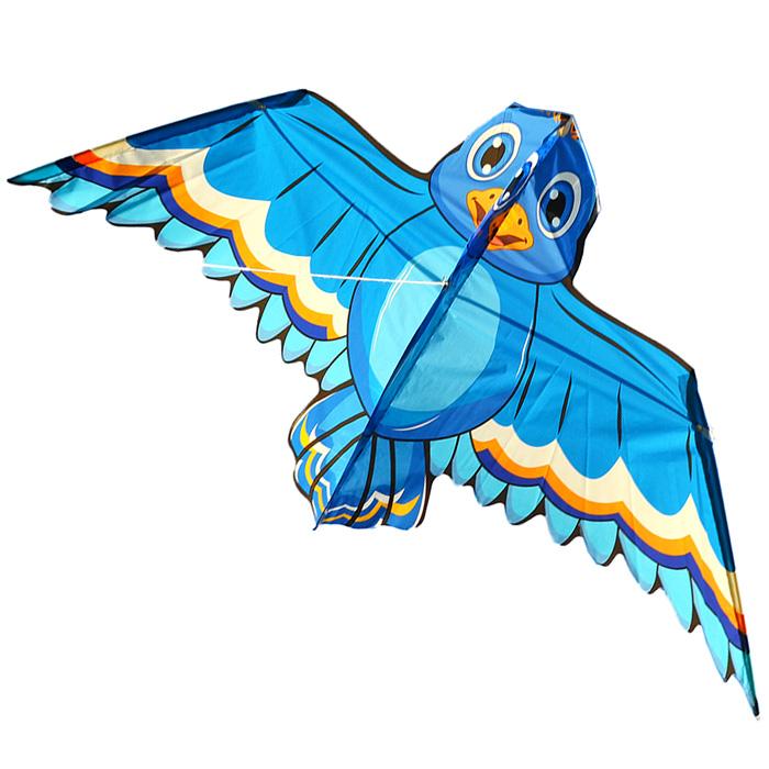 Синий воробей