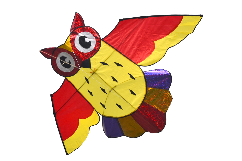 Ушастая сова, воздушный змей [ZB748]