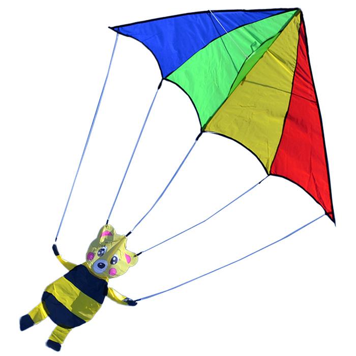 Тигр парашютист
