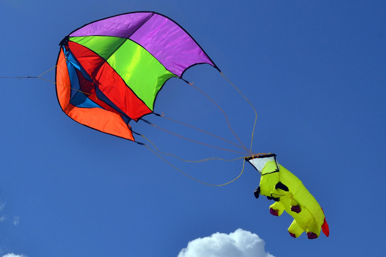 Веселый парашютист изображение 2