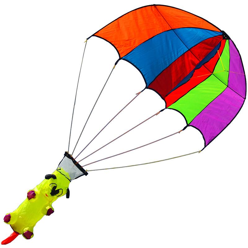 Веселый парашютист