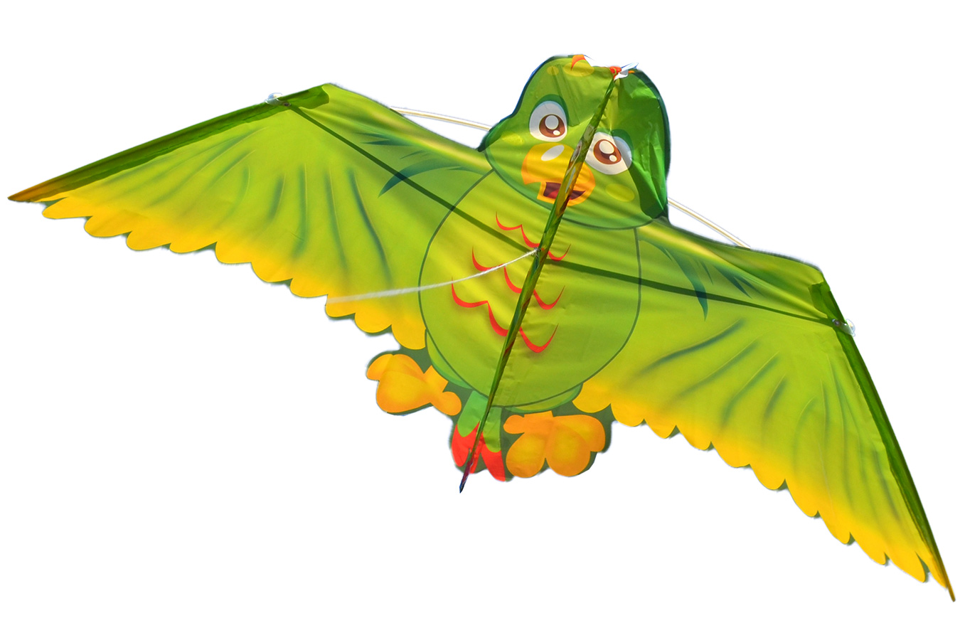 Зеленый воробей, воздушный змей [3949828]