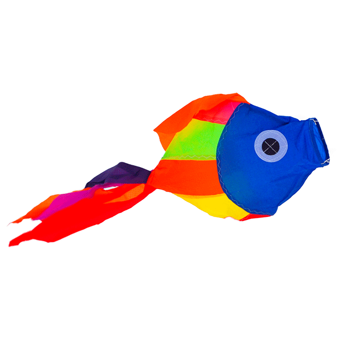 надуваемая конструкция рыбка [fl205]