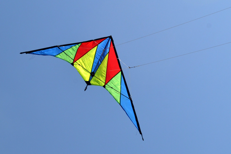 Кейвер, управляемый воздушный змей от fkite