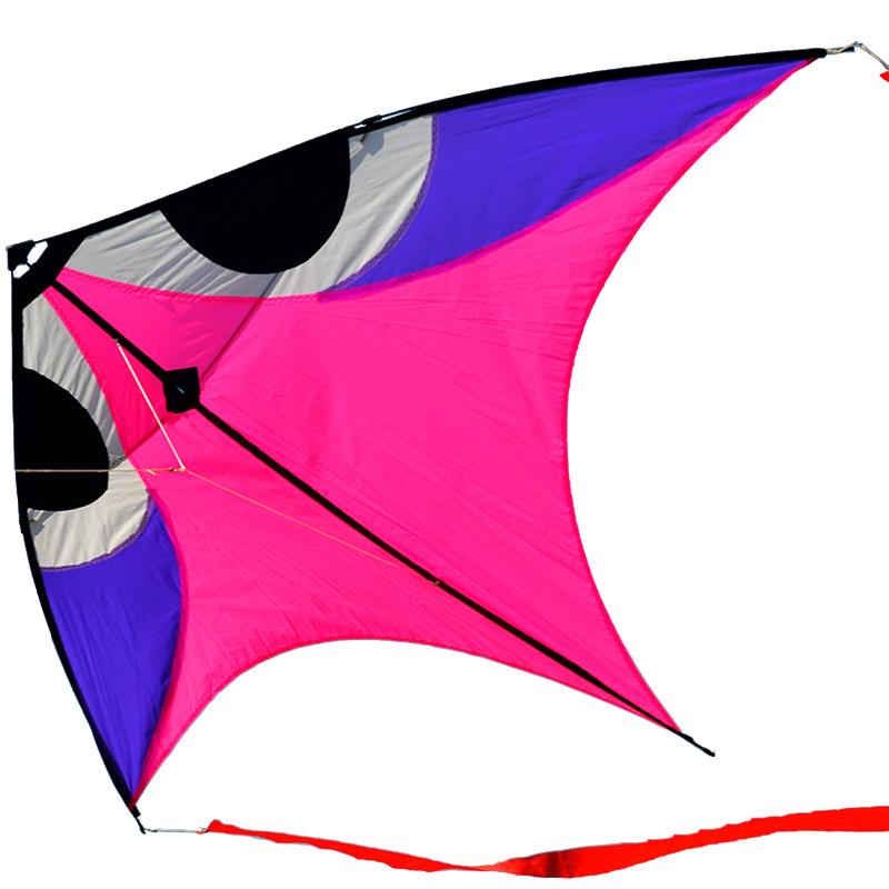фантом розовый с синим, воздушный змей [zb708]