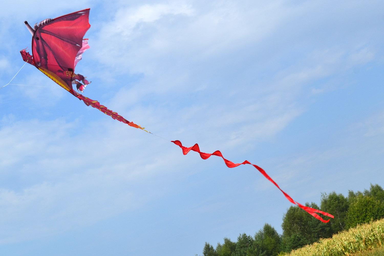 Антарес, воздушный змей от ФКайт
