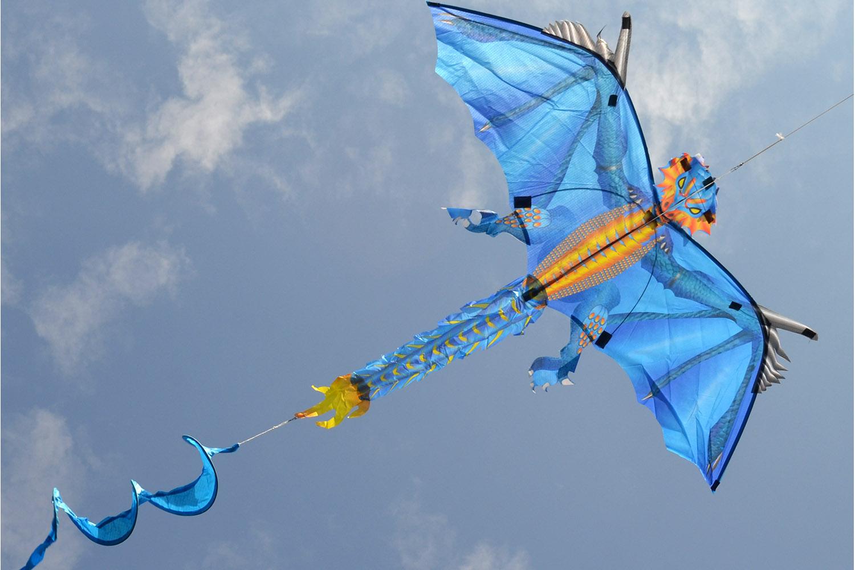 Огненный дракон, воздушный змей от ФКайт