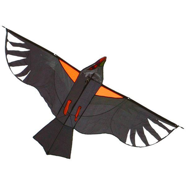 гордый орел,черный воздушный змей 2.1 метра [zbeb]