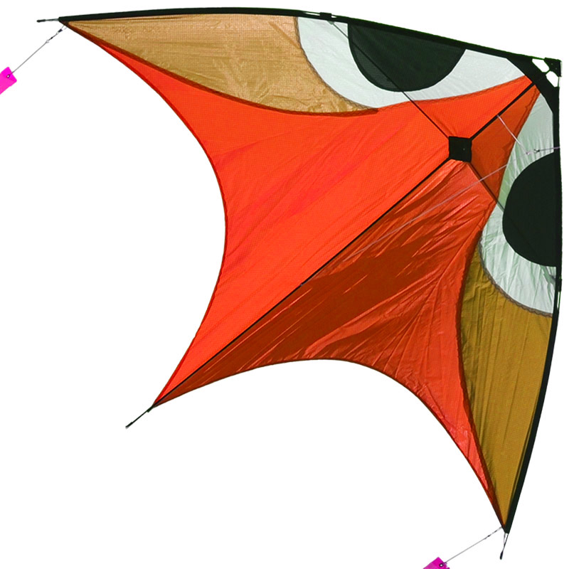 фантом оранжевый, воздушный змей [zbce]