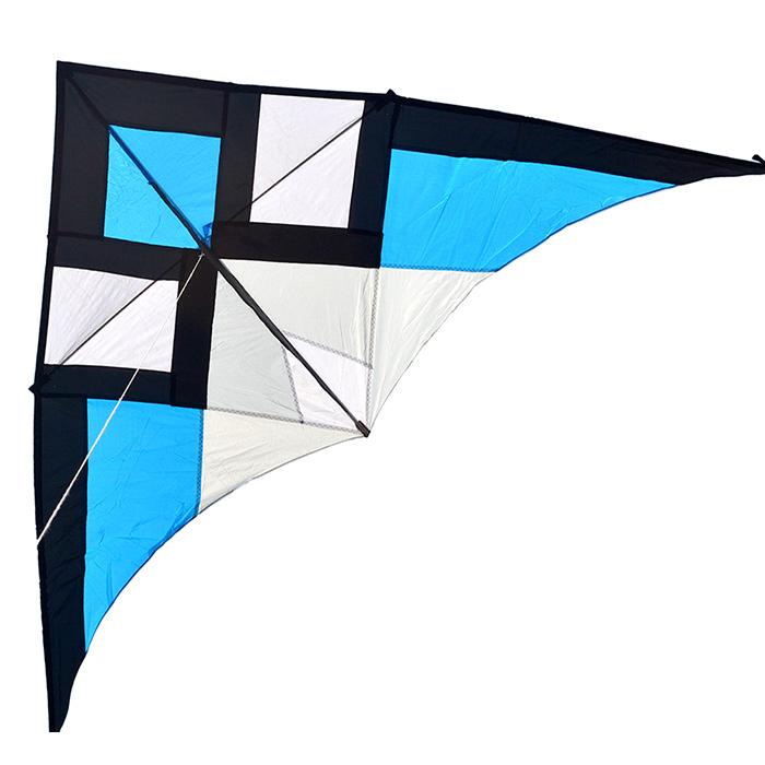 трансформер прайм арси синий, воздушный змей 2.7 метра [zb580]