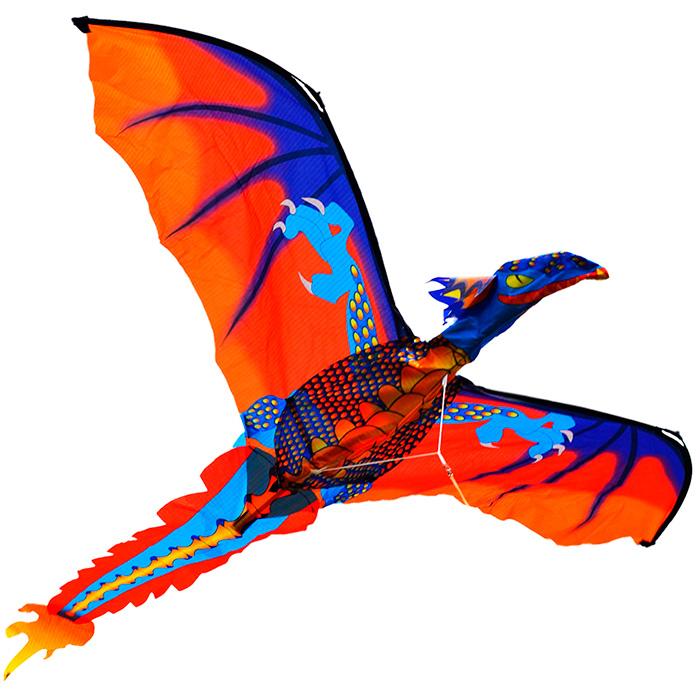 птеродактиль, воздушный змей с турбиной [zbpt]