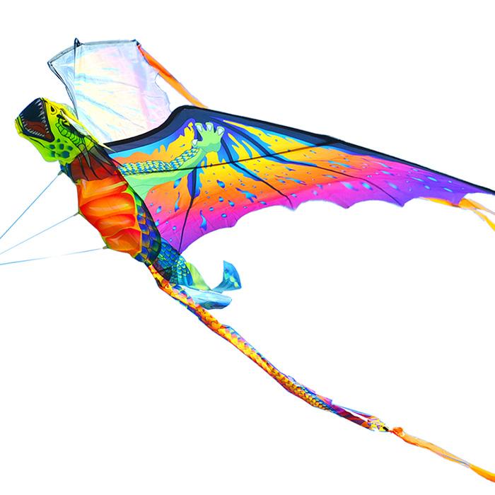 ядовитый василиск, 3d воздушный змей [zb541]