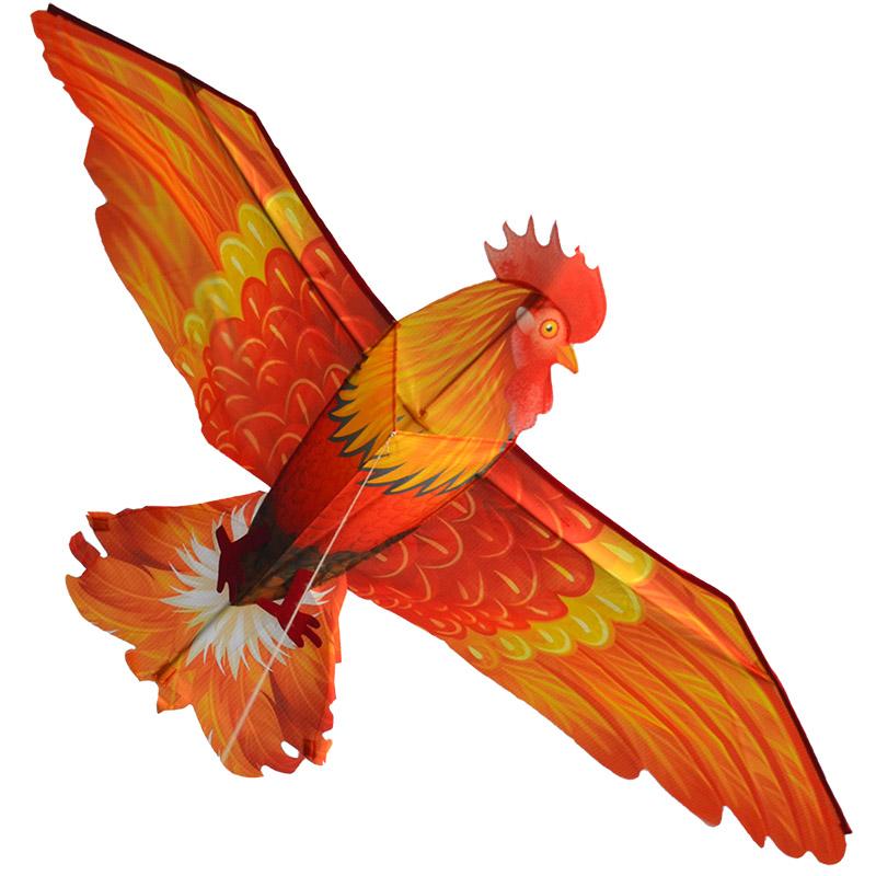 огненный петушок, воздушный змей [zbk740]