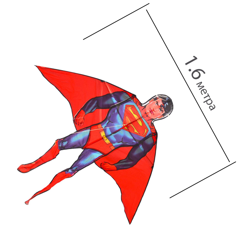 Змей воздушный  Супермен от ФКайт