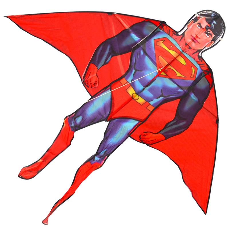 супермен, воздушный змей [zb757]
